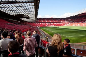 Old Trafford Stadium Manchester United Legends Tour And Lunch For One
