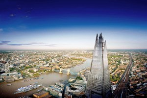 The View From The Shard Entry For Two Adults And Two Children