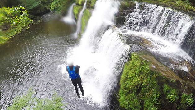 Gorge Walking Experience For Two With Savage Adventures