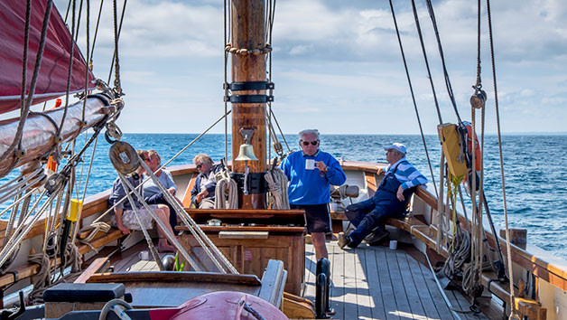 Devonshire Sailing Day For One