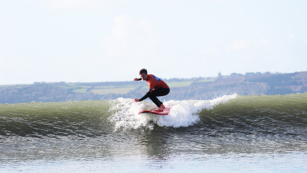 Two Day Introduction To Surfing Course For One At Globe Boarders Surf Co. Cornwall