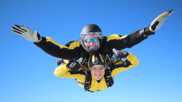 Uk Wide Tandem Skydive For One