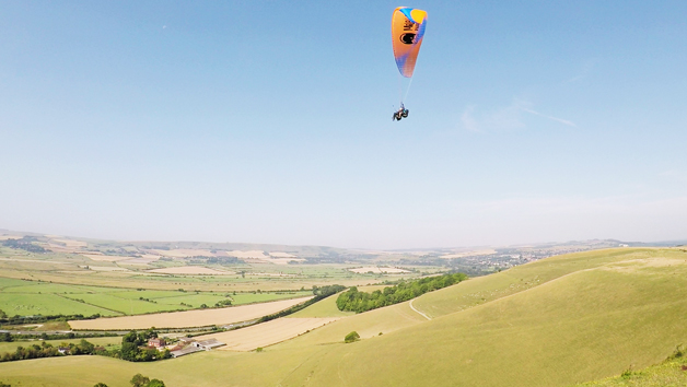 Click to view product details and reviews for 25 Minute Paragliding Adventure Flight For Two.