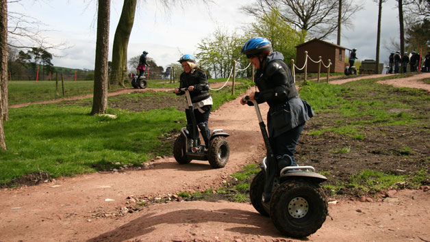 Segway Safari In Cheshire For Two