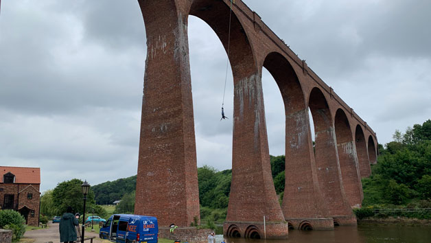 Double Bridge Bungee Jump For One In Whitby