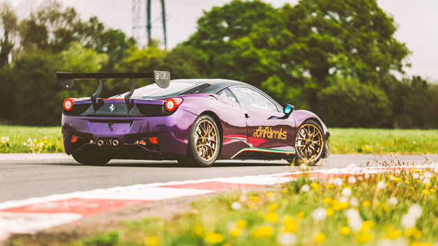 Ferrari 458 Challenge Driving Experience For One