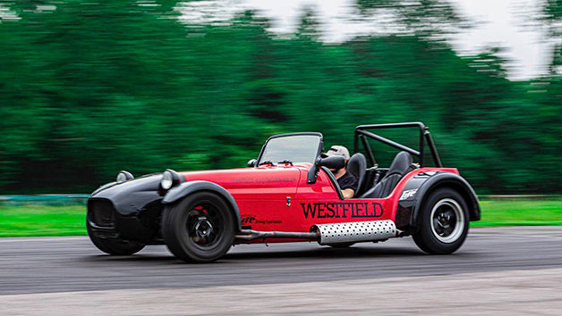 12 Lap Westfield Sportscar Experience for One Person