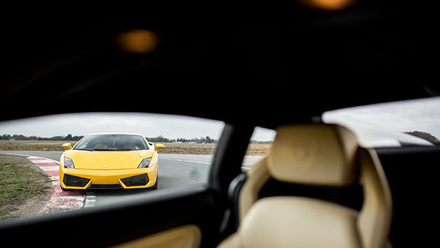 Lamborghini Gallardo Driving Experience In Hertfordshire For One