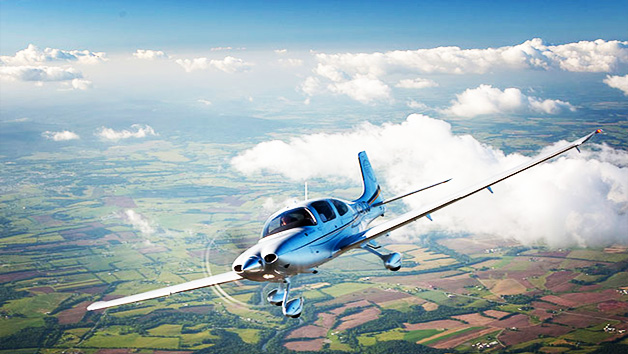 60 Minute Light Aircraft Flight In Peterborough
