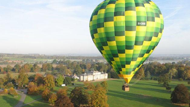 Weekday Hot Air Balloon Ride