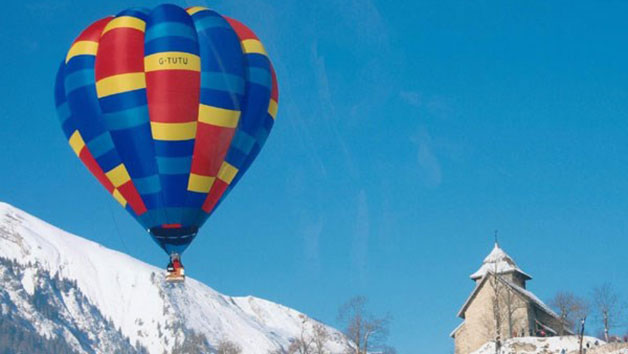 Sunrise Hot Air Balloon Ride For Two