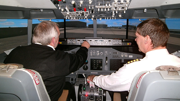 One Hour Boeing 737 Simulator Flight In Bedfordshire For One Person