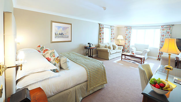 One Night Hotel Stay At Ashdown Park Hotel
