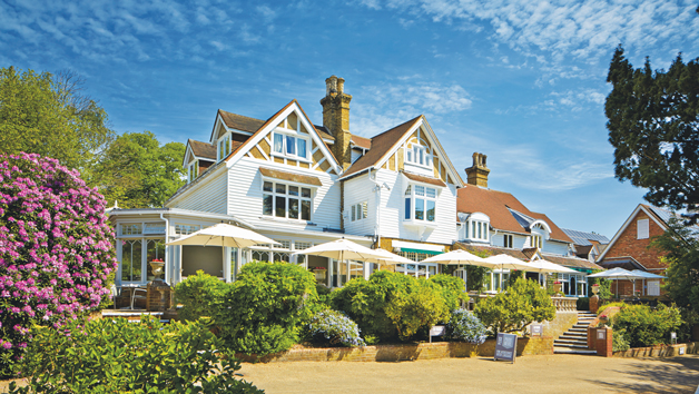 Spa Day For Two At Bournemouth West Cliff Hotel