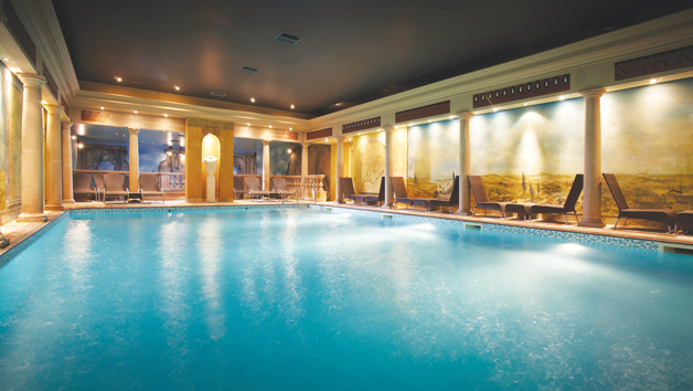 Spa Day And 55 Minute Treatment With Afternoon Tea Or Lunch For One At Rowhill Grange Utopia Spa
