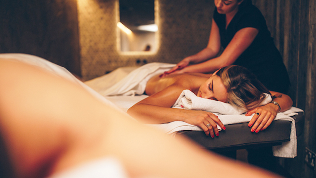 Spa Treat With 30 Minute Treatment And Prosecco At The Edwardian Manchester Radisson For Two