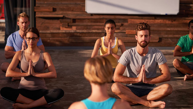 Yoga Day Retreat At A Luxury Hotel For One