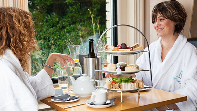 Spa Day With Afternoon Tea At Riverhills For Two