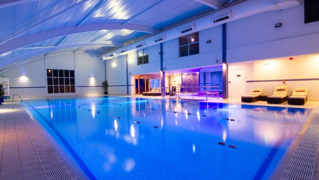 Buy Bannatyne Spa Day with 55 Minutes of Treatments for Two People