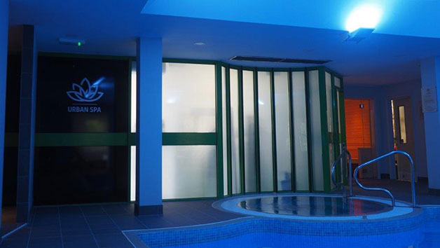 Afternoon Spa Delight With A Treatment And Afternoon Tea At Urban Spa, Ipswich Hotel For One