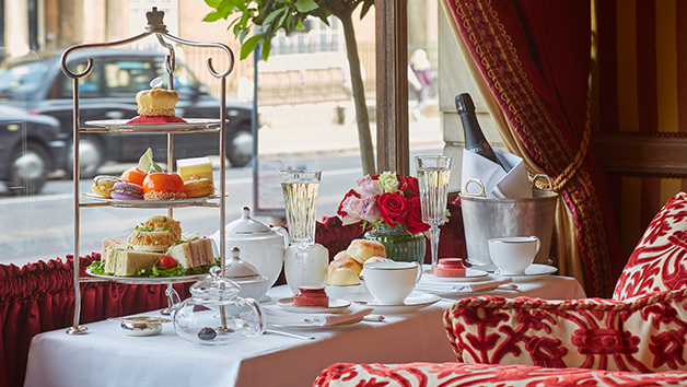 Sparkling Afternoon Tea For Two At The Highworth Hotel  Wiltshire