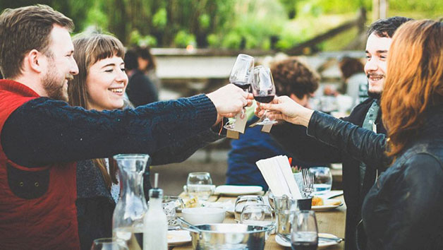 Vineyard Tour With Afternoon Tea Or Lunch For Two
