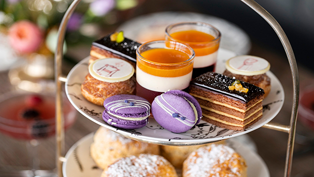Prosecco Afternoon Tea At Swan Bar And Restaurant For Two