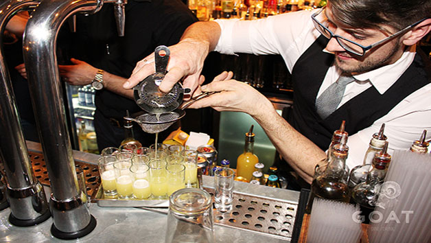 Cocktail Making Masterclass For Four At Goat In Chelsea