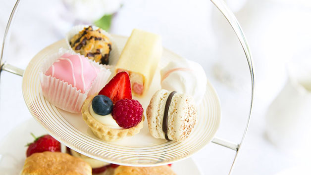 Afternoon Tea With Prosecco At Gordon Ramsays York And Albany And London Zoo For Two