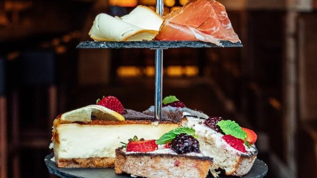 Afternoon Tea For Two At The Belfry  West Midlands