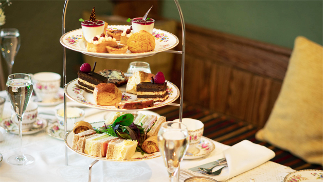 Buy Afternoon Tea with Bottomless Gin or Fizz for Two in Coghlans at Barningham