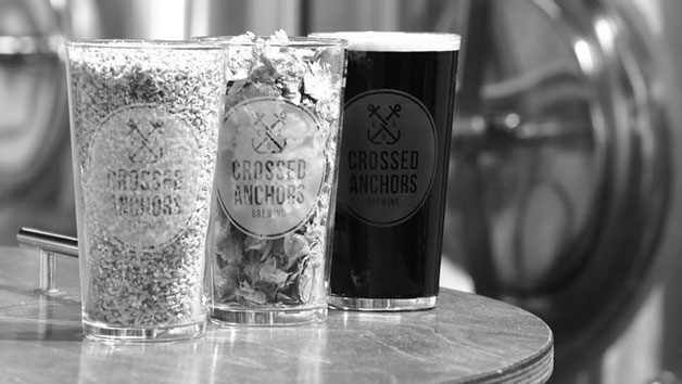Brewery Tour And Tasting For Two At Crossed Anchors