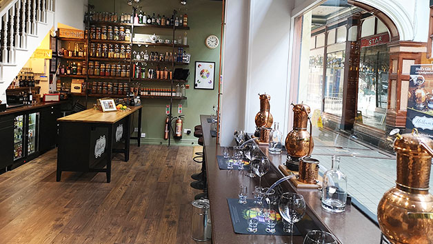 Buy Gin Masterclass with Tastings for Two at Hotham's Gin School and Distillery
