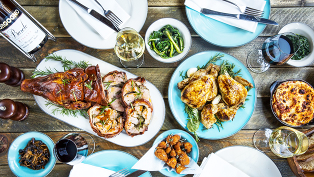Buy Three Course Meal for Two at Gordon Ramsay's Union Street Cafe