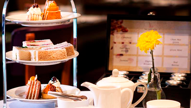 Afternoon Tea For Two At The Lowry Hotel