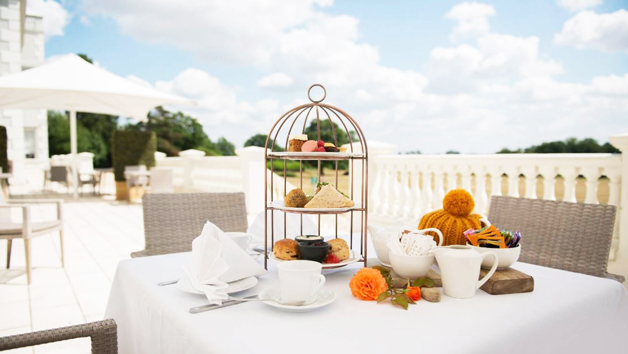 Afternoon Tea With Bubbles At Wokefield Estate For Two
