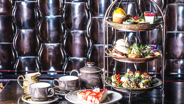 Afternoon Tea For Two At Buddha-bar In Knightsbridge