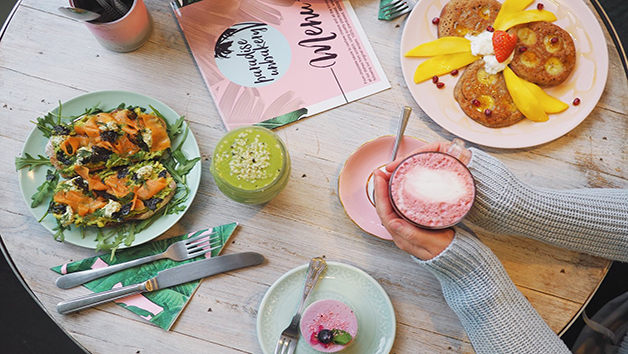 Vegan Three Course Meal And Smoothie For Two At Paradise Plantbased