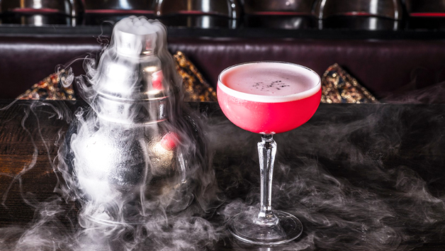 Cocktail Making Masterclass For Two At Buddha-bar In Knightsbridge