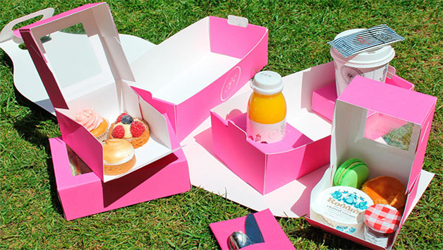 Afternoon Tea Picnic Boxes For Two With B Bakery In Covent Garden