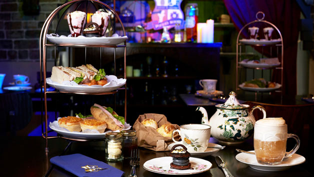Vip The Potion Room Themed Afternoon Tea For Two At Cutter And Squidge