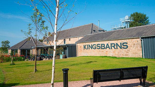 Dream To Dram Single Malt Distillery Tour For Two At Kingsbarns Distillery