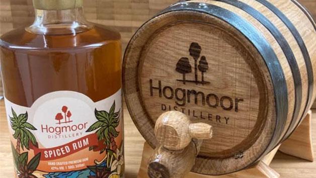 Buy Rum or Gin School at Hogmoor Distillery for One