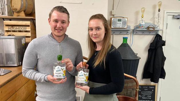 Buy Gin or Rum School at Hogmoor Distillery for Two People