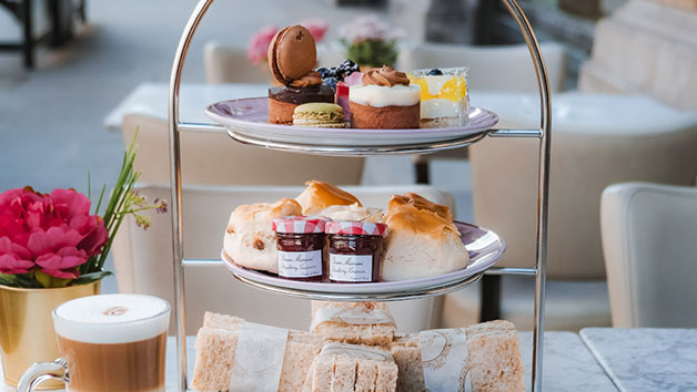 Afternoon Tea At Caffe Concerto For Two