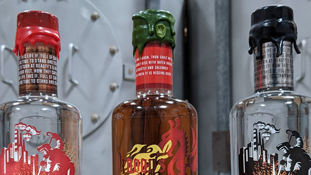 Buy Gin or Rum Making Experience at The Spirit of Wales Distillery for One Person