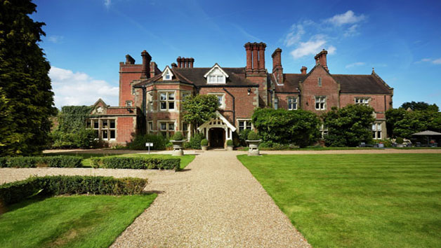 One Night Spa Escape With 25 Minute Treatment And Dining For Two At Alexander House