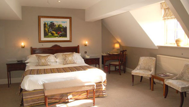 Two Night Stay at Tylney Hall