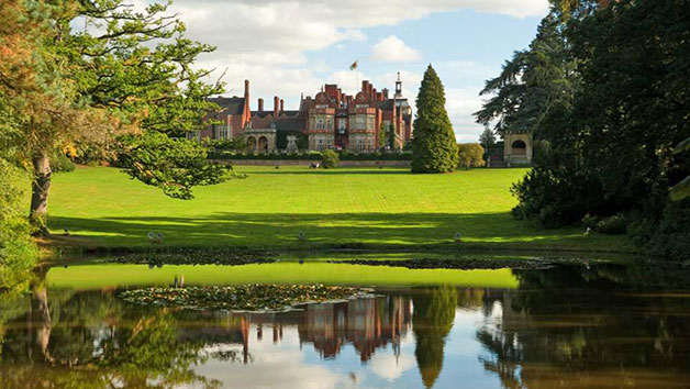 One Night Stay with Dinner at Tylney Hall