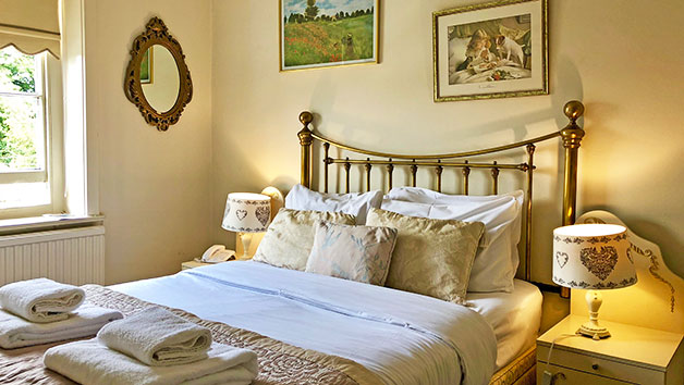 Overnight Break With Dinner For Two At The Rowley Manor Country House